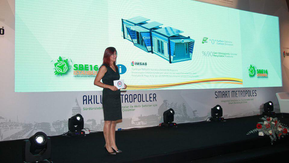 المؤتمر الدولي السادس عشر للتخطيط والتهيئة العمرانية والتنمية المستدامة إسطنبول (SBE16 İstanbul)