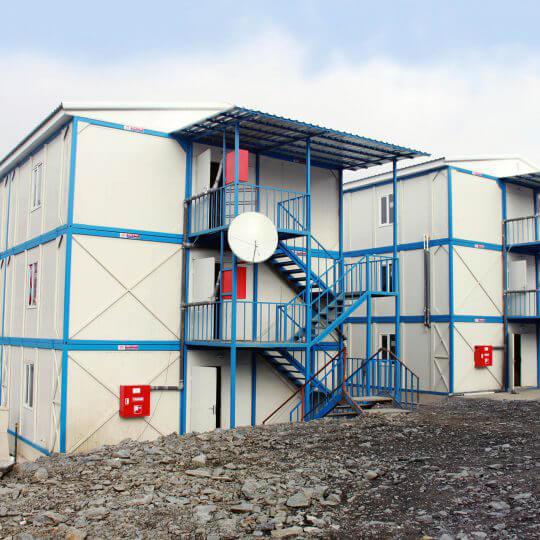مخيم الإنشاءات