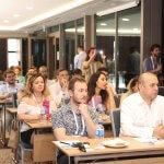 """شاركت شركة بري فابريك يابى المساهمة (Prefabrik Yapı A.Ş.), في ندوة """"الطريق إلى نمذجة معلومات البناء (BIM)""""."""