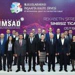 لقد شاركت شركة بري فابريك يابى المساهمة (Prefabrik Yapı A.Ş.) في القمة 9 للجودة في البناء